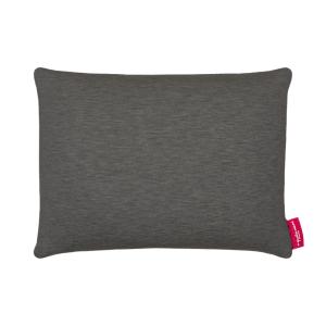 cojín de relax algodón elástico gris oscuro